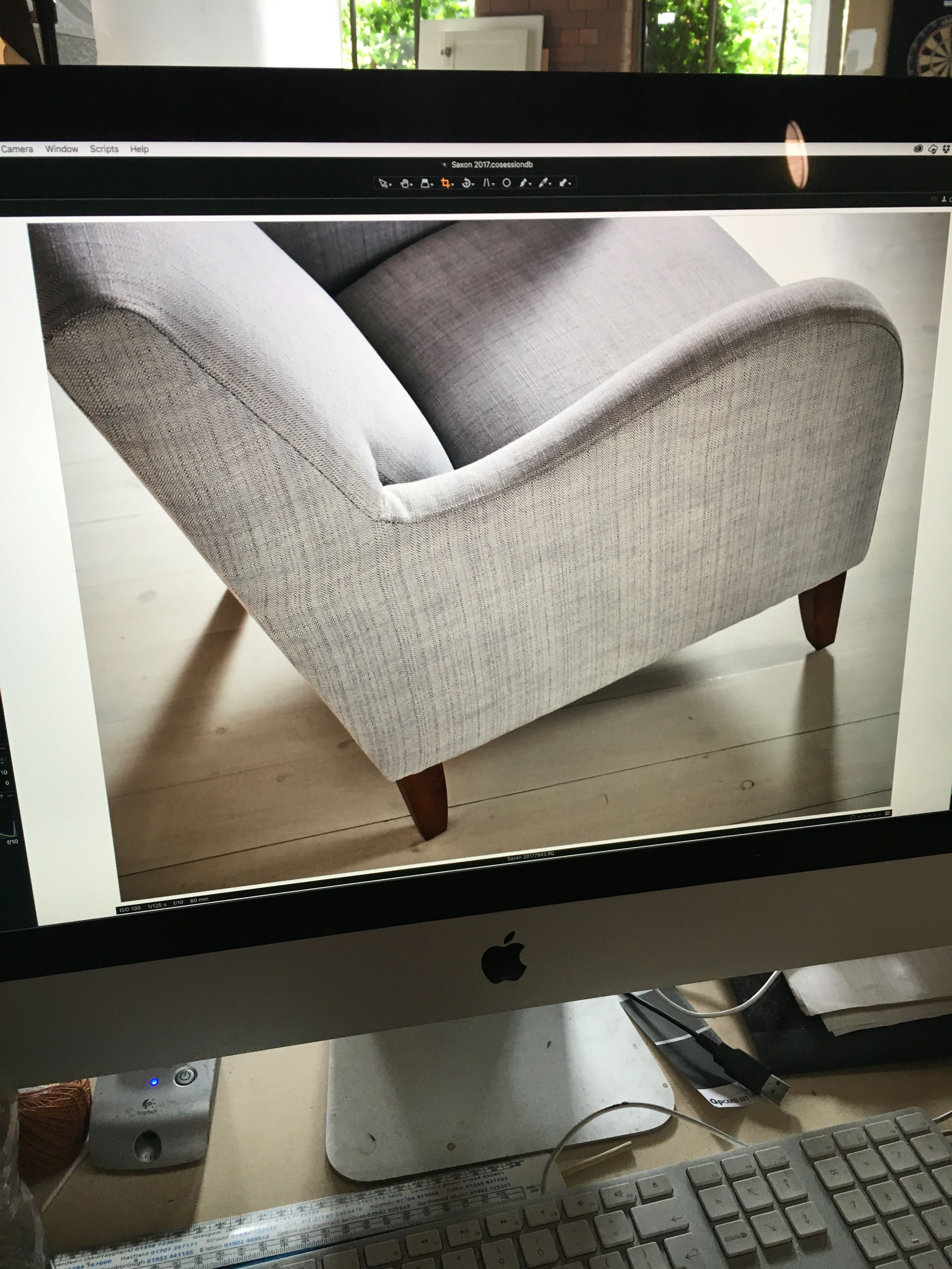 Our Accent Chairs - Lovely Curves