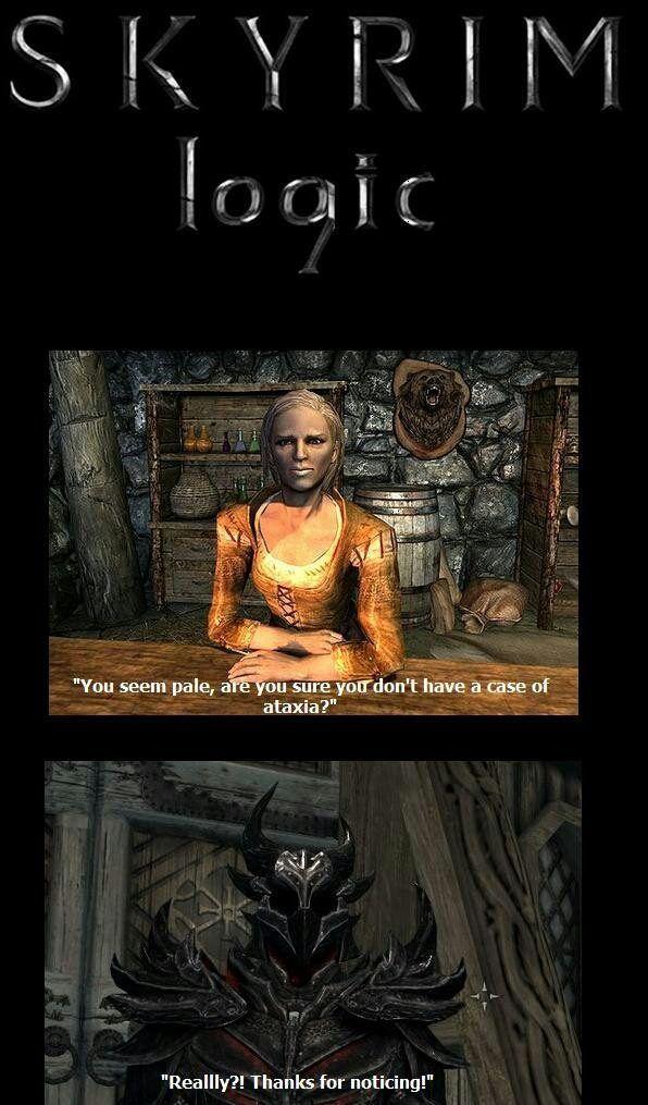 Funny Skyrim Jokes
