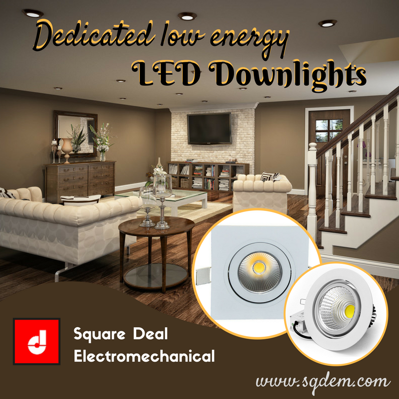 Install Recessed Downlights In A Room And Create A Feeling Of More Space Clean Lines A Clutter Free Environment Recessed Downlights Downlights Led Lights