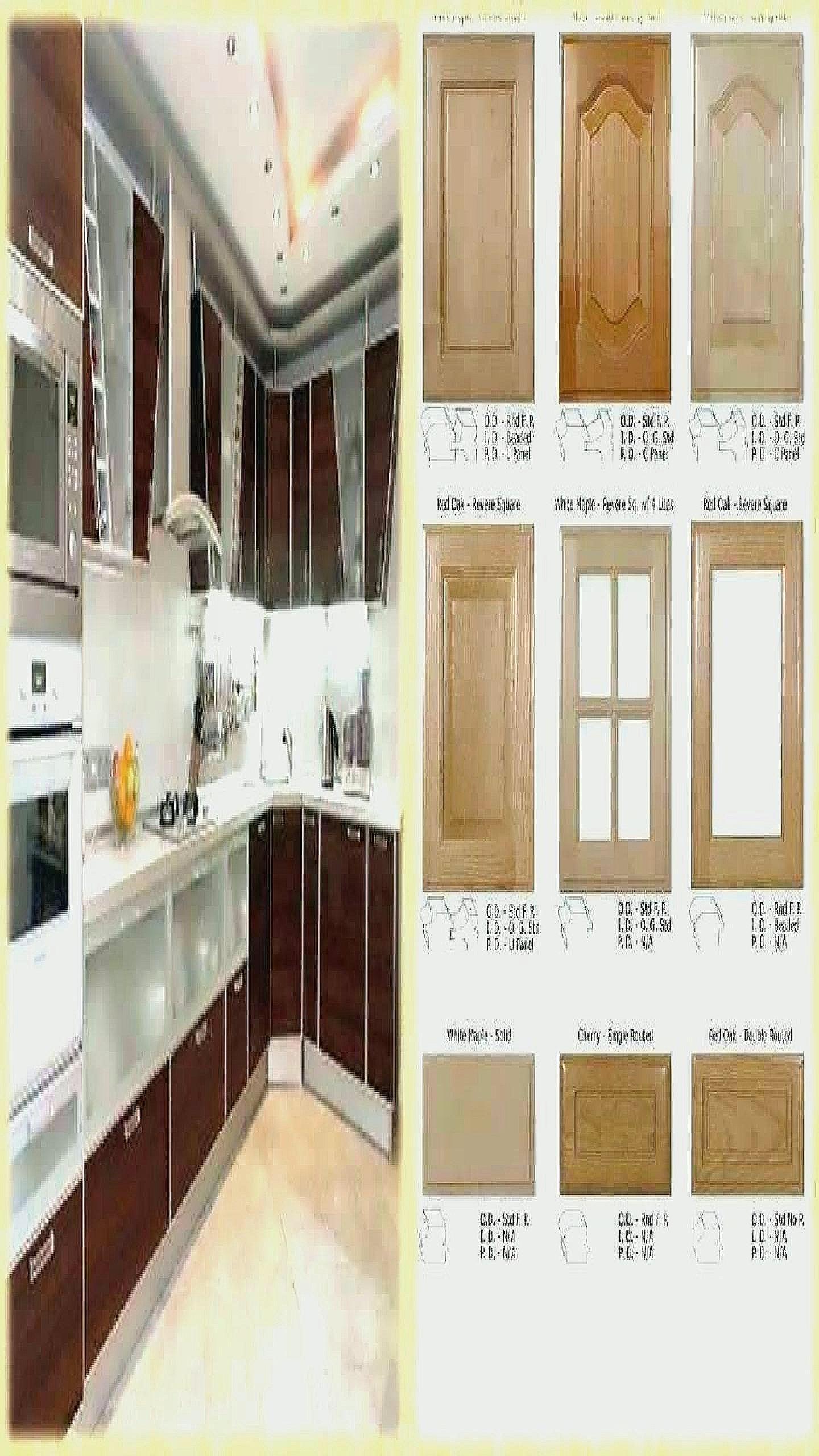 Kitchen Cabinet Door Design Photos Cool Fresh Kitchen Cabinet Doors Interior Design In 12 5044 5