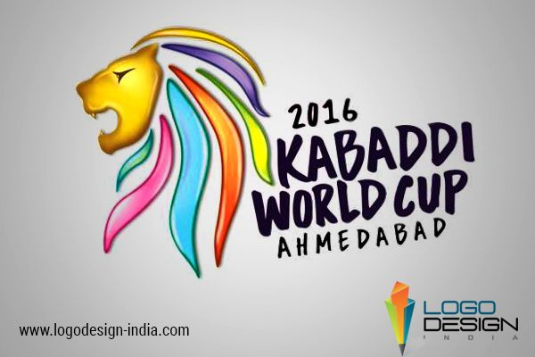 Significance Of The Logo Of Kabaddi World Cup 2016 Kabaddi World Cup World Cup Logo Design India
