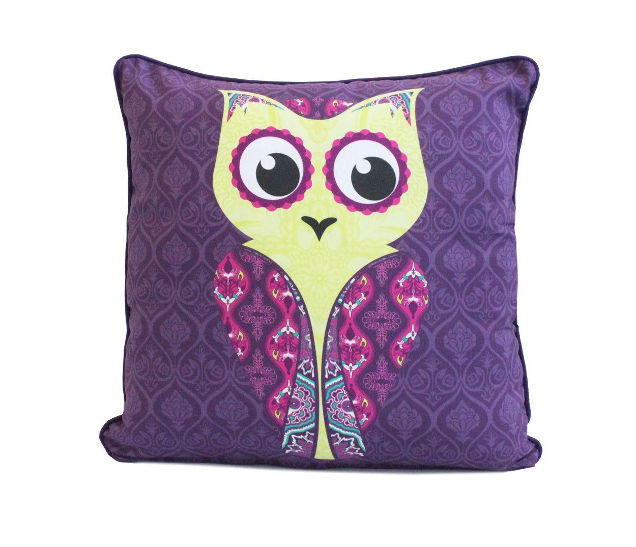 owl violeta
