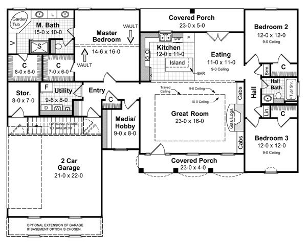 images about Home   Floor Plans on Pinterest   Ranch style       images about Home   Floor Plans on Pinterest   Ranch style house  Floor plans and House plans