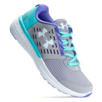 947bf07b14e04 Under Armour Micro G Motion Grade School Girls' Running Shoes | BVT ...