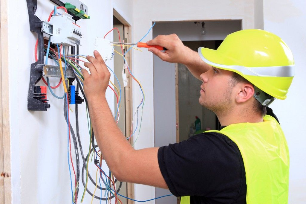 Average Electrician Salary 2018 How Much Do Electricians