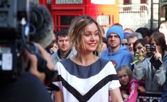VÍDEO: Brie Larson, la Leonardo DiCaprio femenina