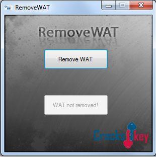 removewat windows 10