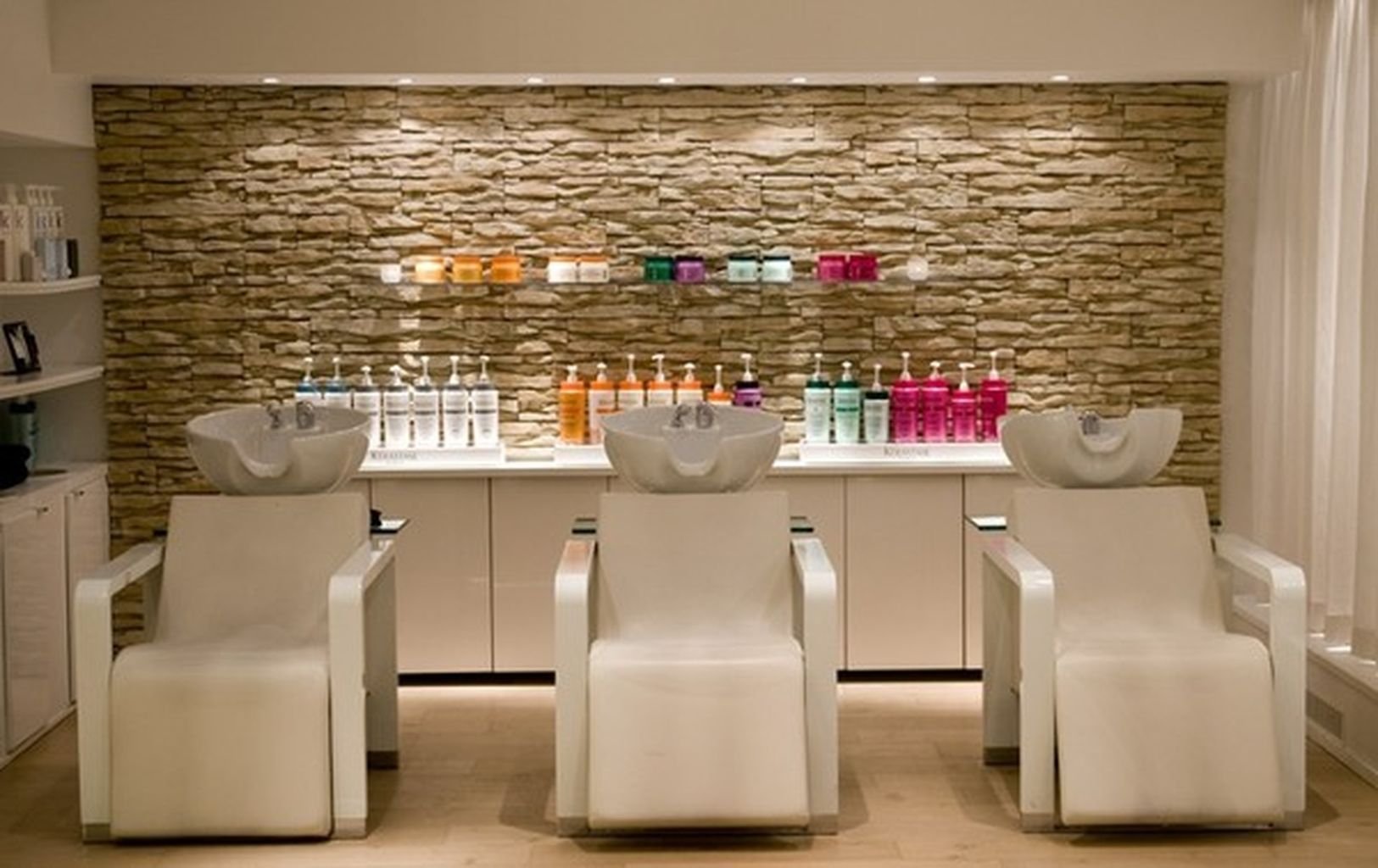15+ Hair Salon Ideas 15  Hair salon decor, Hair salon design