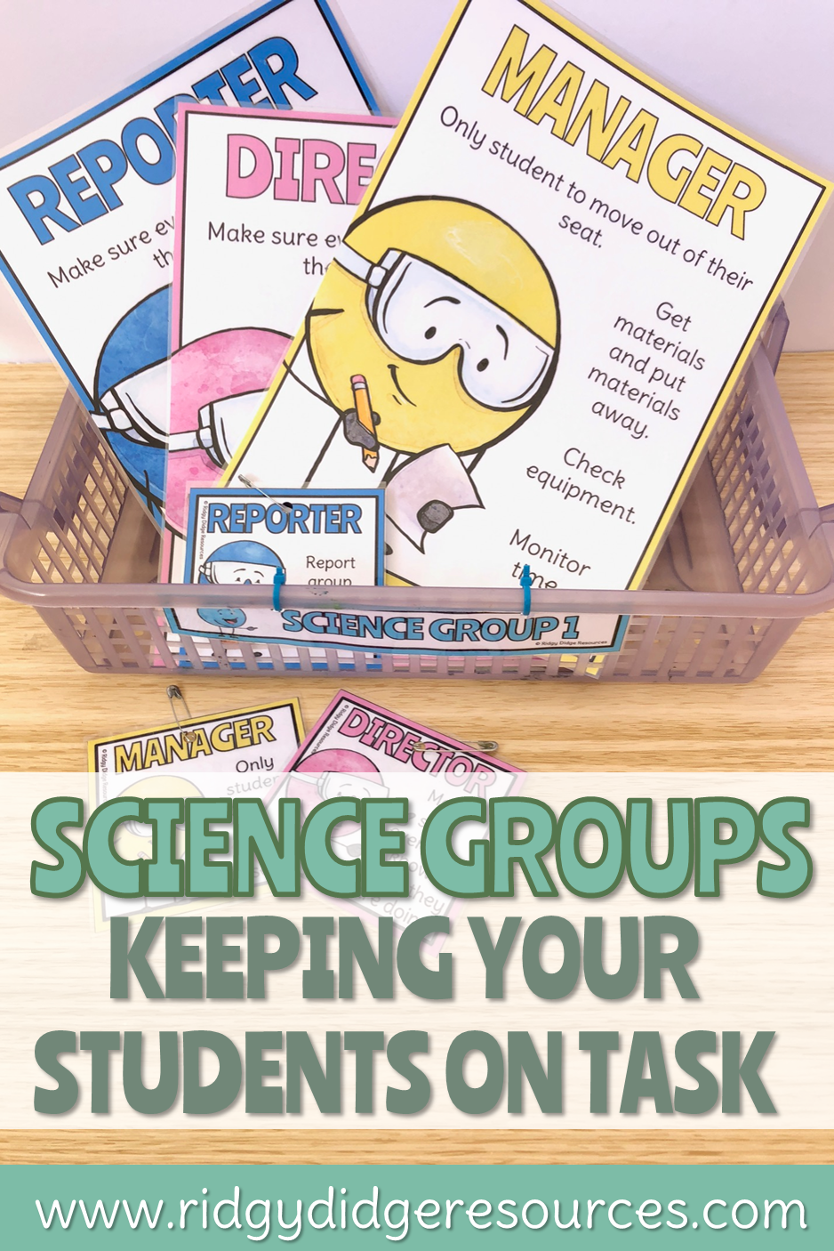 Science Groups Keeping Your Students on Track Science