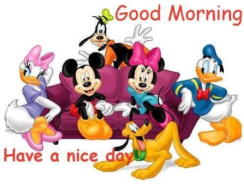 Disney Good Morning Quote Pictures Photos And Images For Facebook Tumblr Pinterest And Twitter Good Morning Disney Disney Best Friends Abc Disney