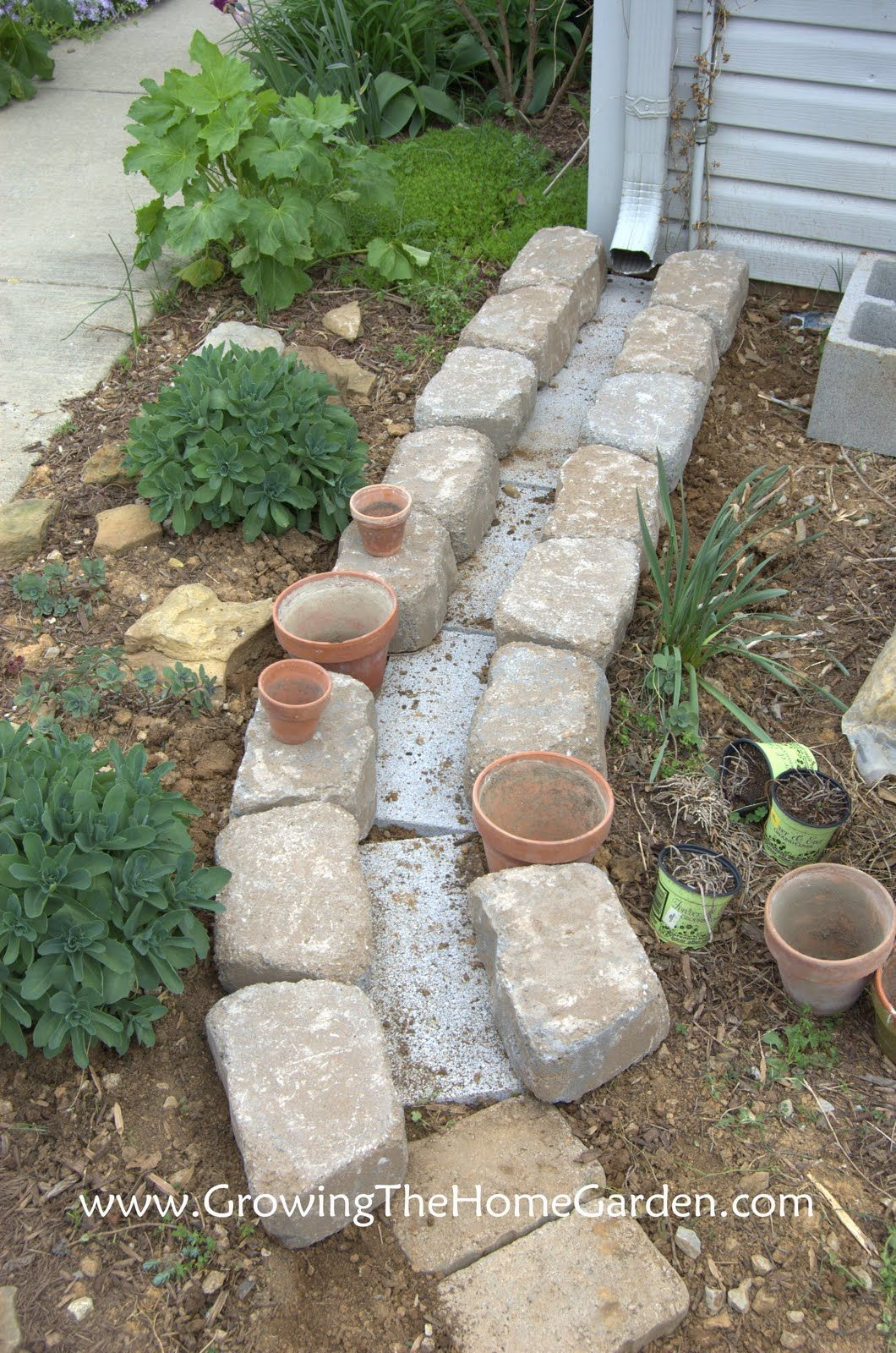 5 ways to stop runoff from ruining your lawn french drain lawn