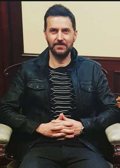 "7b91365dc3 Richard Armitage at NIFF 2018 for the premiere of Urban   the Shed Crew.  ""Actors on actors"" interview."
