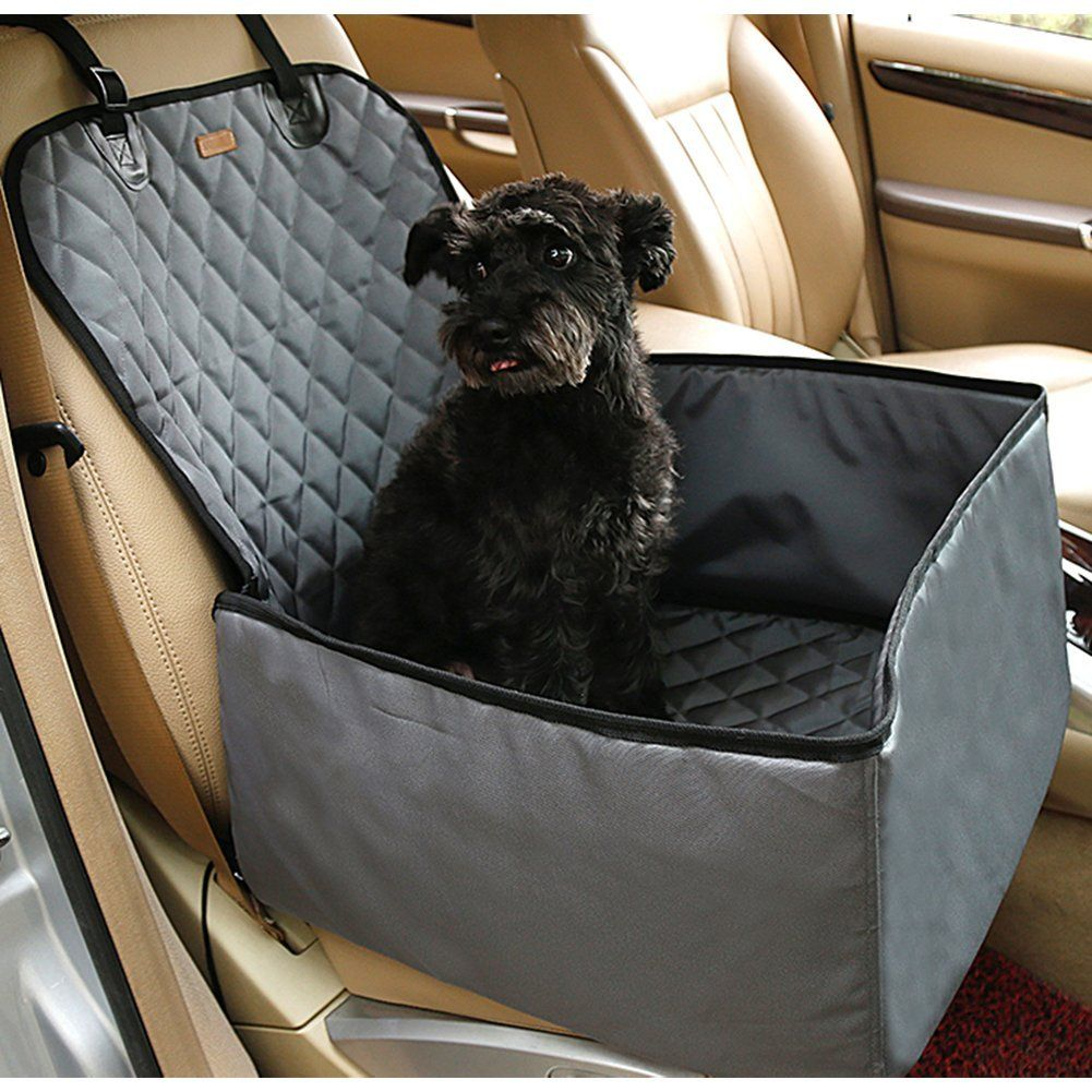 Dog Car Pet Cover For Small Medium Dogs FLR 1 Pcs 2 In
