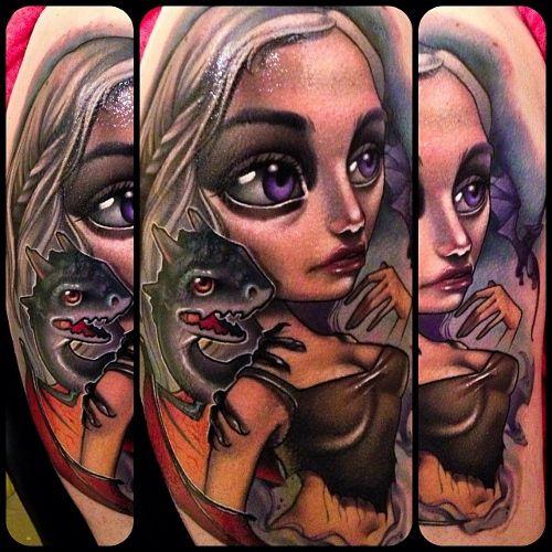 Tattoos by Kelly Doty