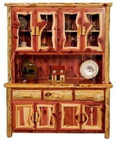 cedar furniture - Google Search | Whittling | Pinterest | Cedar ...