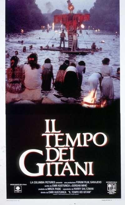 Scheda Film Il Tempo Dei Gitani 1988 Leggi La