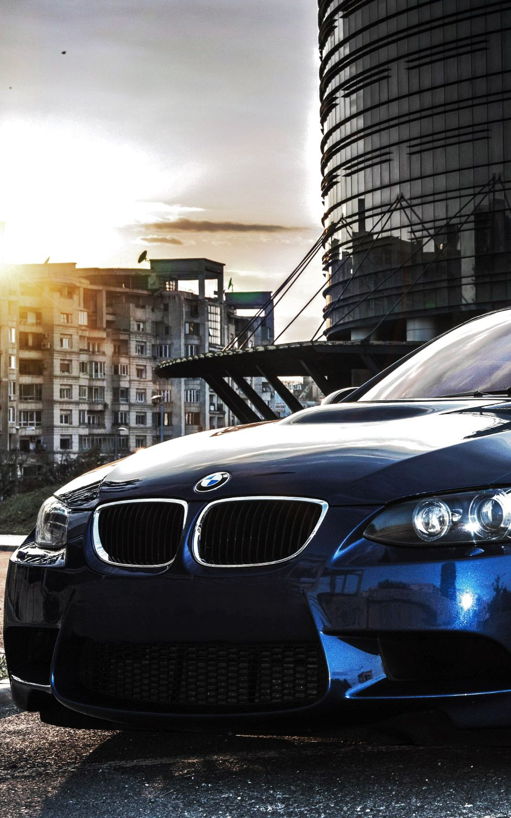 Bmw Car Mobile Wallpaper Mobile Wallpaper Pinterest