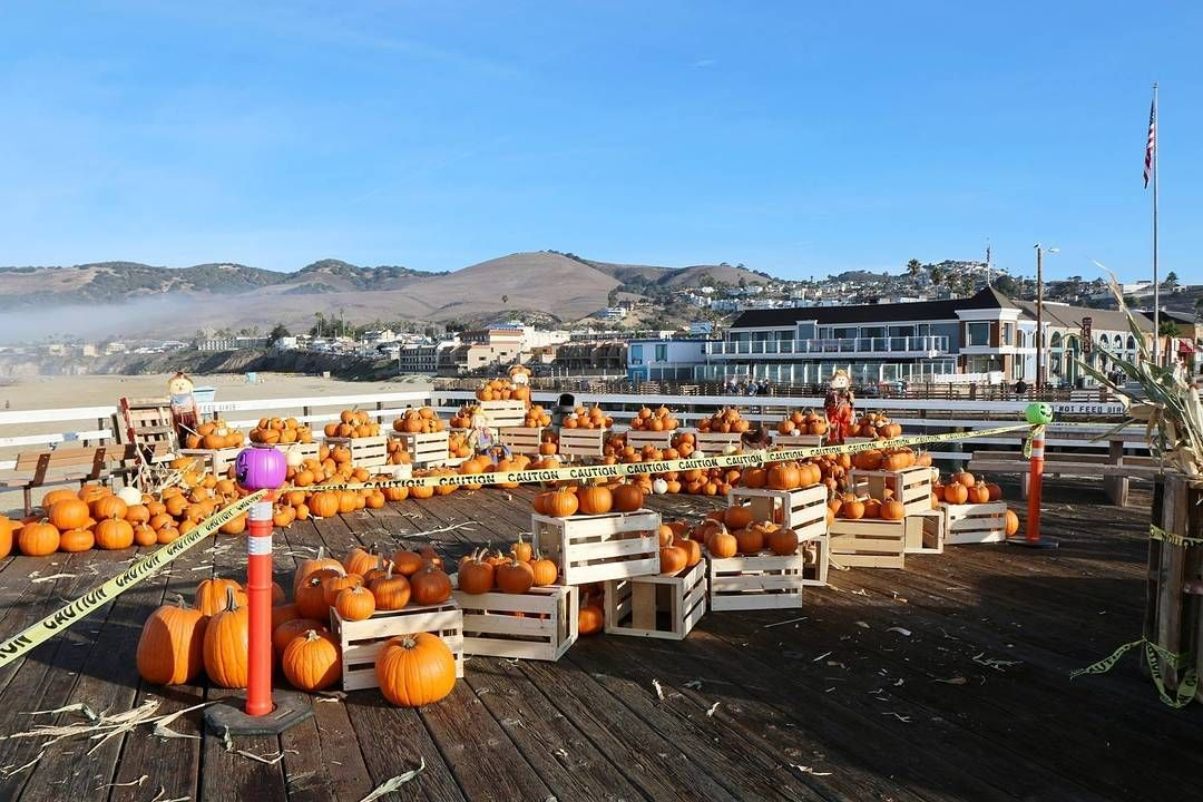 """Have a """"spooktacular"""" Halloween weekend in Pismo Beach! On"""