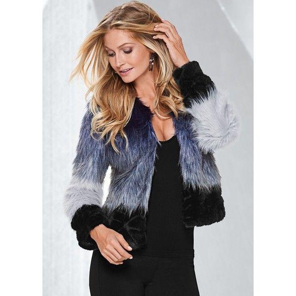 Natalie Faux Fur Jakke | Shop online på