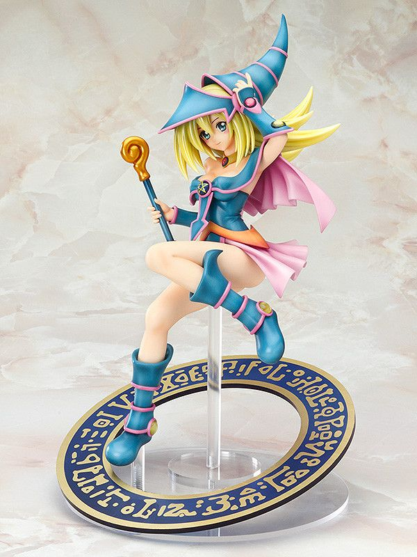 Yu-Gi-Oh Duel Monsters - Black Magician Girl - 17 Max -6775