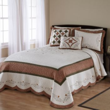 Always Home Wellesley Quilted Bedspread Coordinates Bed Spreads Home Bed