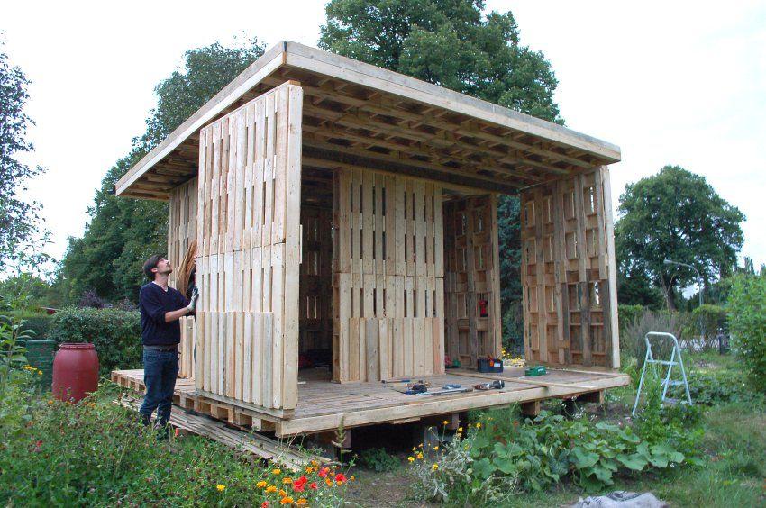 Charlotte Dieckmann, Daniel Pietschmann, Gartenhaus am Holstenkamp