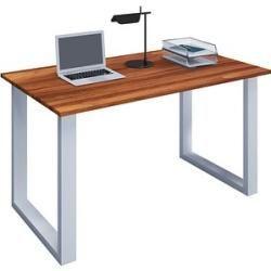 Vcm my office Lona Schreibtisch nussbaum rechteckig – #Lona #nussbaum #Office #r…