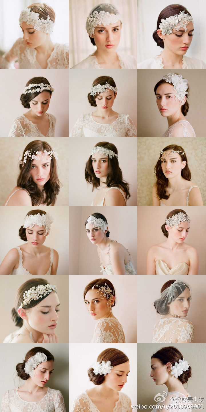 could wear one for my weddin #fascinatorstyles
