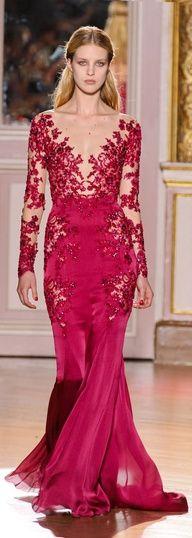 Zuhair Murad - Couture - Fall-winter 2012-2013 #dress