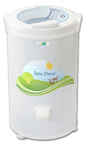 Centrifugal Clothes Portable Spin Dryer I Have This And A