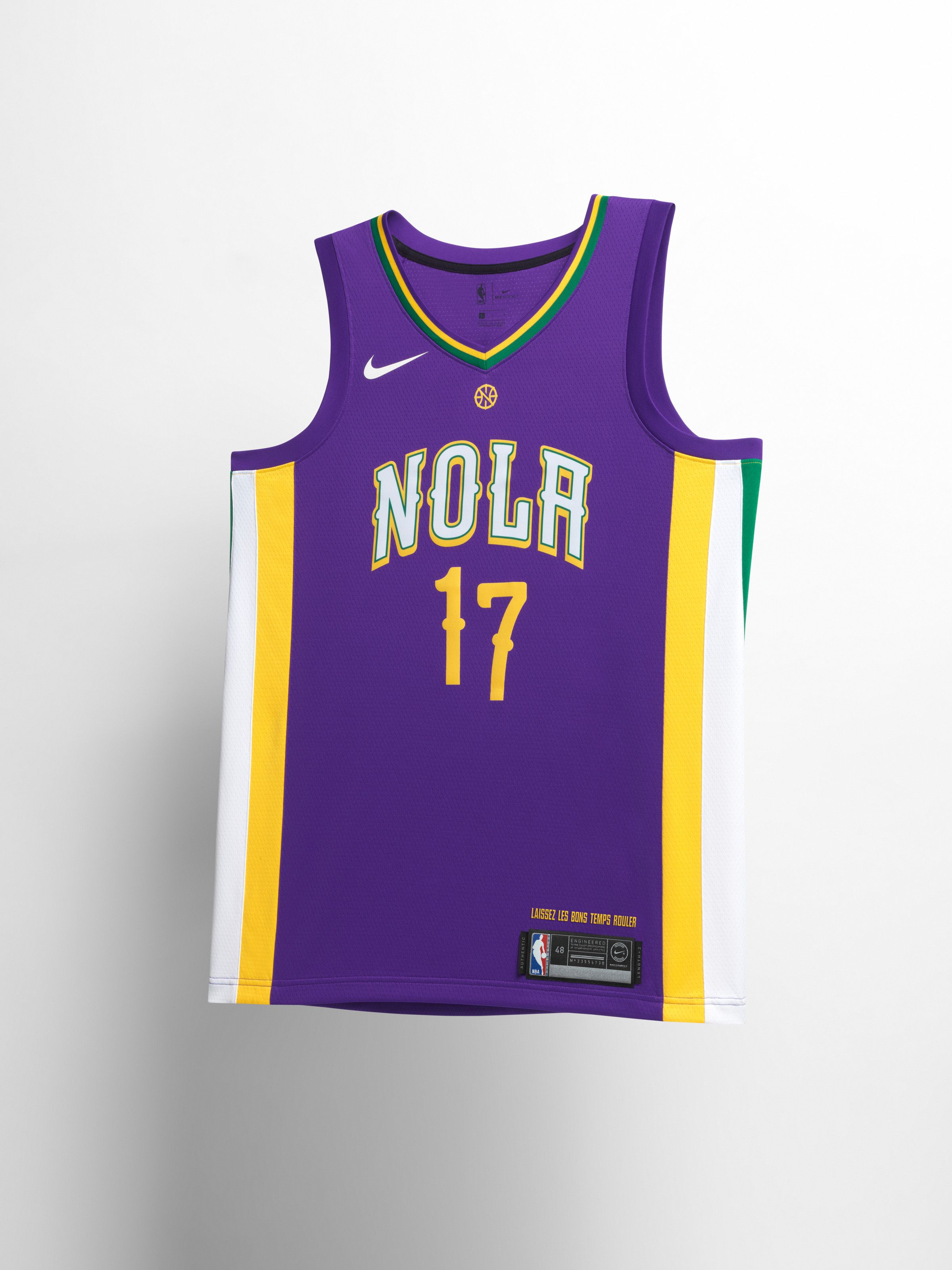 1f4a2370f21 New Orleans Pelicans Sports Uniforms
