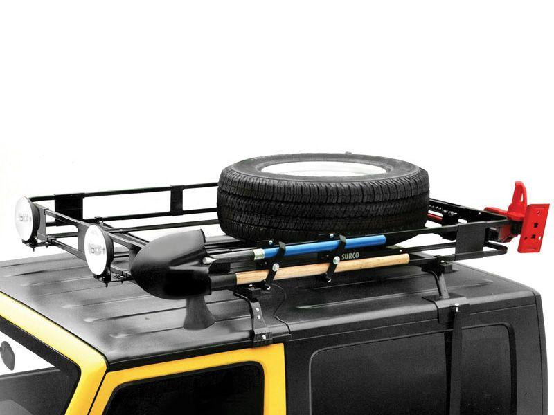 Surco S4550 Safari Roof Rack Jeep Accessories Jeep Parts Jeep