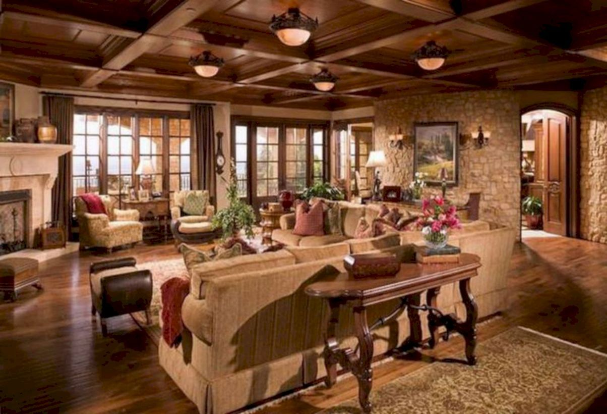 47 Superb Italian Countryside In Rural Decor Ideas For Living Room