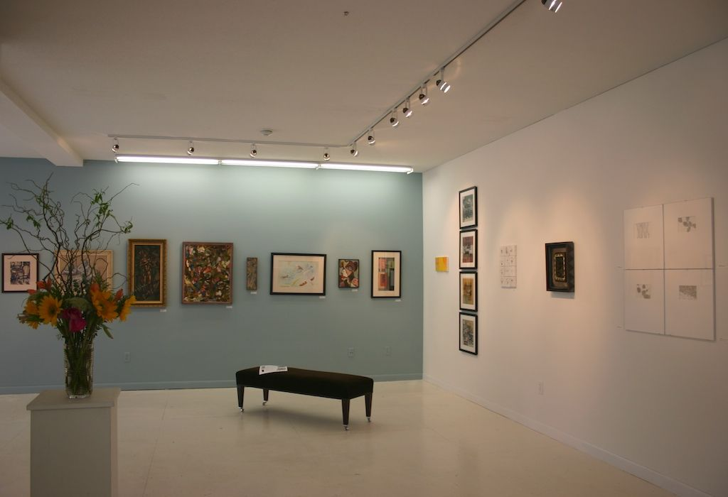 Gallery Ehva - space