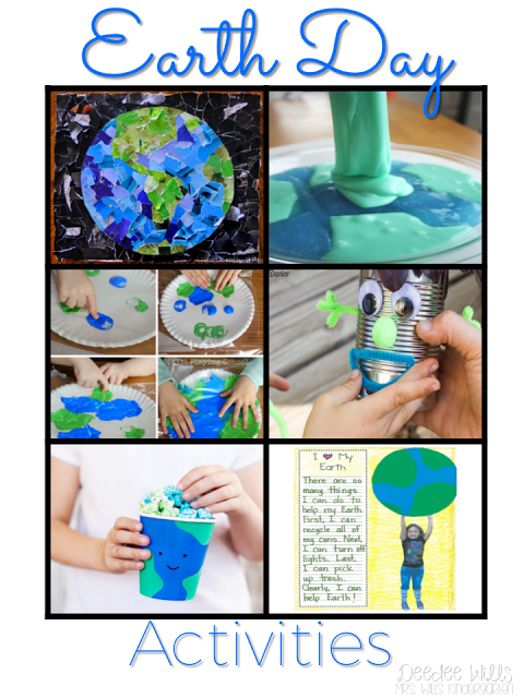 Earth Day Lesson Plans  Earth day Activities and Kindergarten
