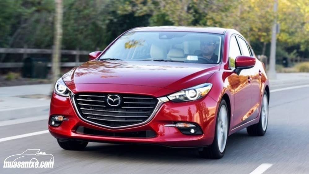 Giá xe Mazda3 tháng 6 2017 giảm nhẹ với phiên bản sedan, riêng với bản mazda 3 hatchback có giá giảm mạnh hơn (giảm 50 triệu) xem bảng giá xe mazda tháng 6/2017 ở đây https://muasamxe.com/gia-xe-mazda-3/