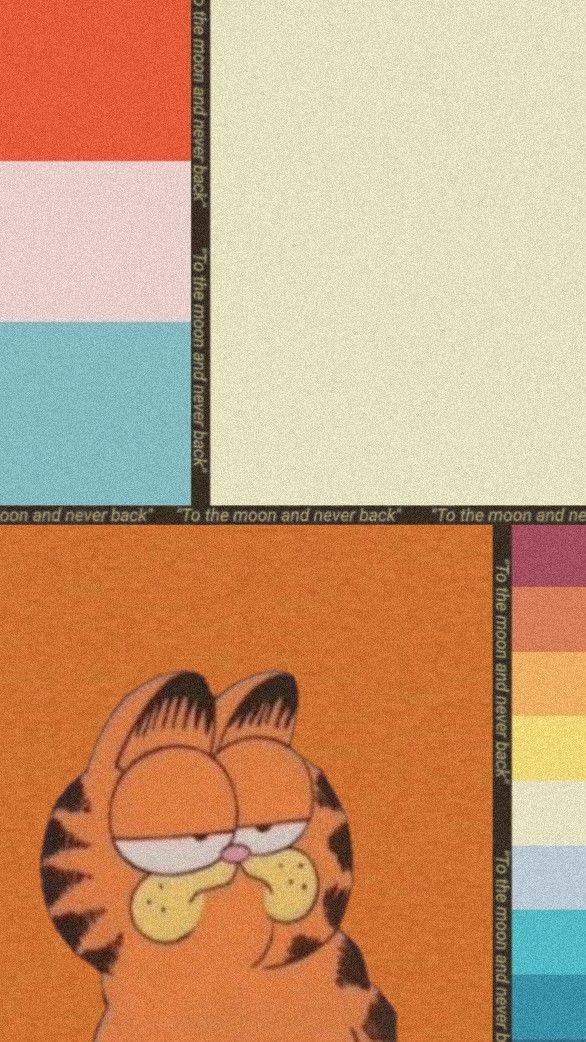 Garfield In 2020 Garfield Wallpaper Minions Wallpaper Cute Wallpaper Backgrounds
