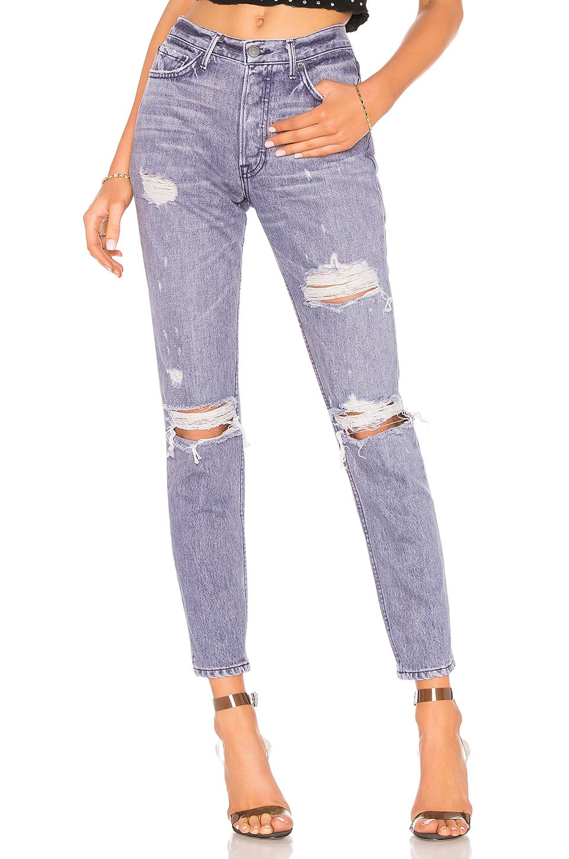 Got The Jean Skinny Grlfrnd Rise In Karolina Crop You Look High FclKJuT315