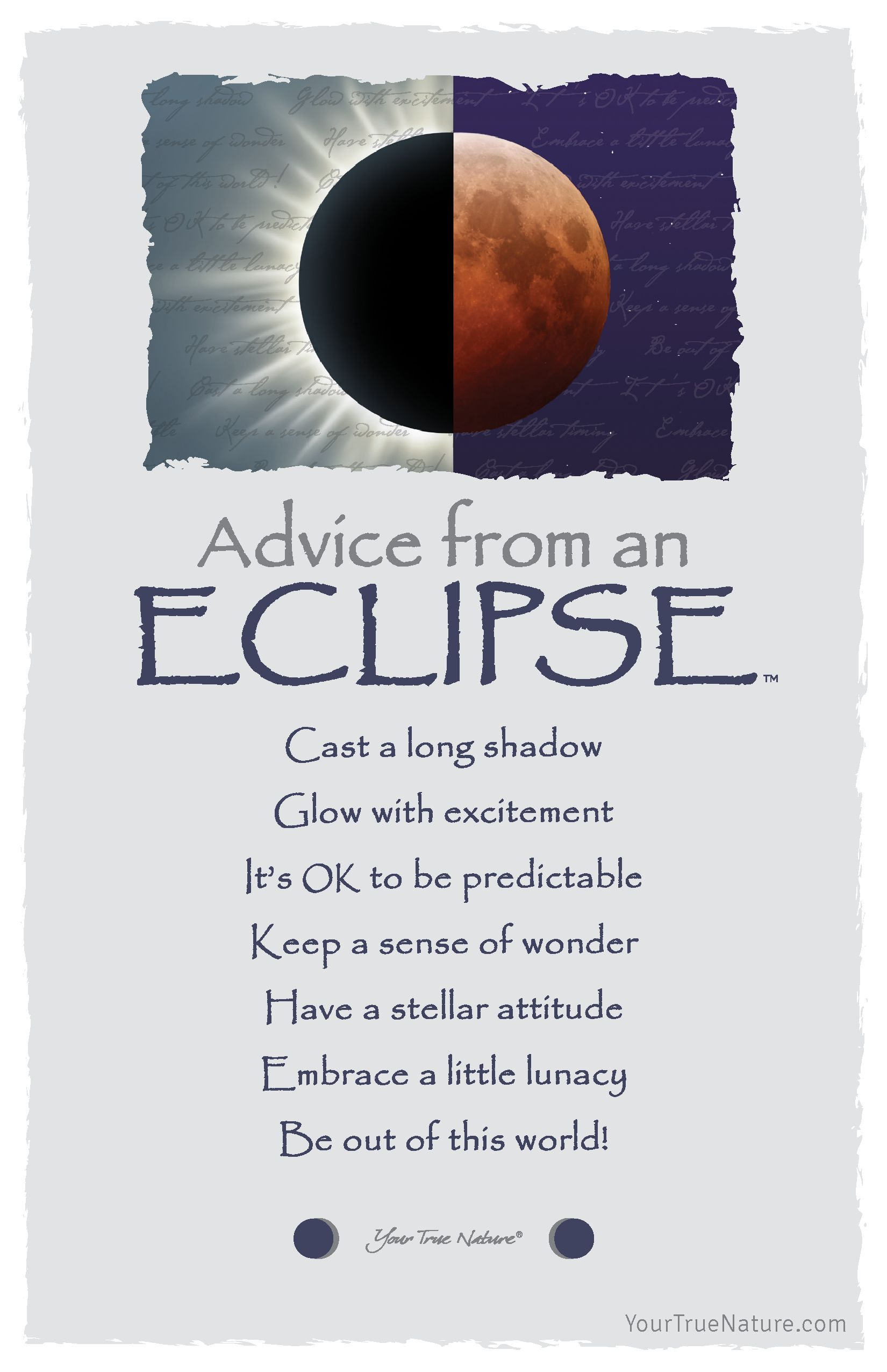 Embrace A Little Lunacy Advice From An Eclipse Your True Nature