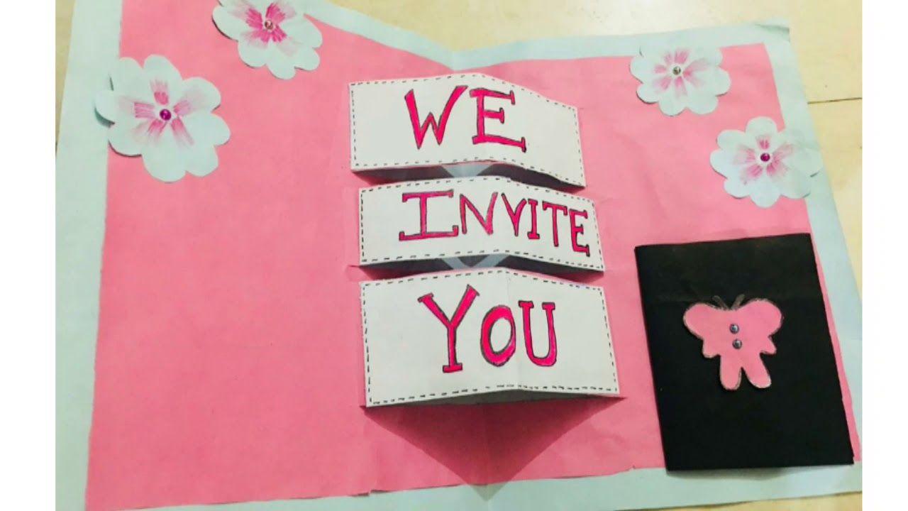 Farewell Invitation Card For Teachers Farewell Invitation Card