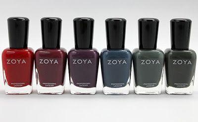 Beauty Giveaway: Zoya Designer Collection