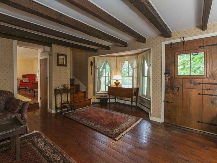 1700s Home Interior Love The Door Old House Old
