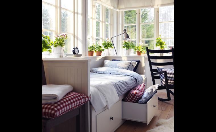 Une touche champ tre svp chambre coucher pinterest ikea deco deco champetre et champetre - Chambre a coucher champetre ...