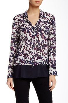NIC+ZOE Bubbly Burst Shirt