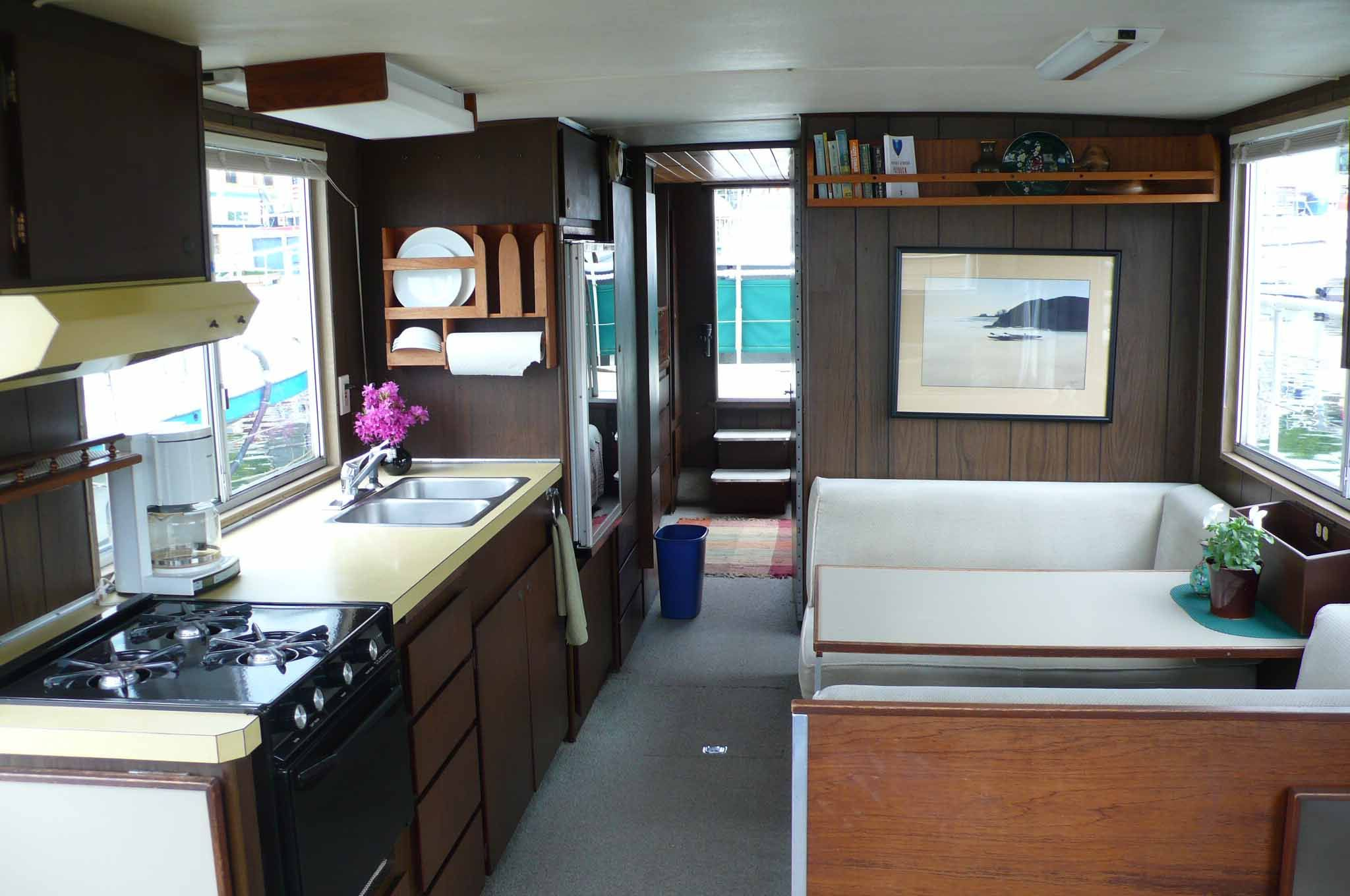 Seattle  Acadia Houseboat Rentals