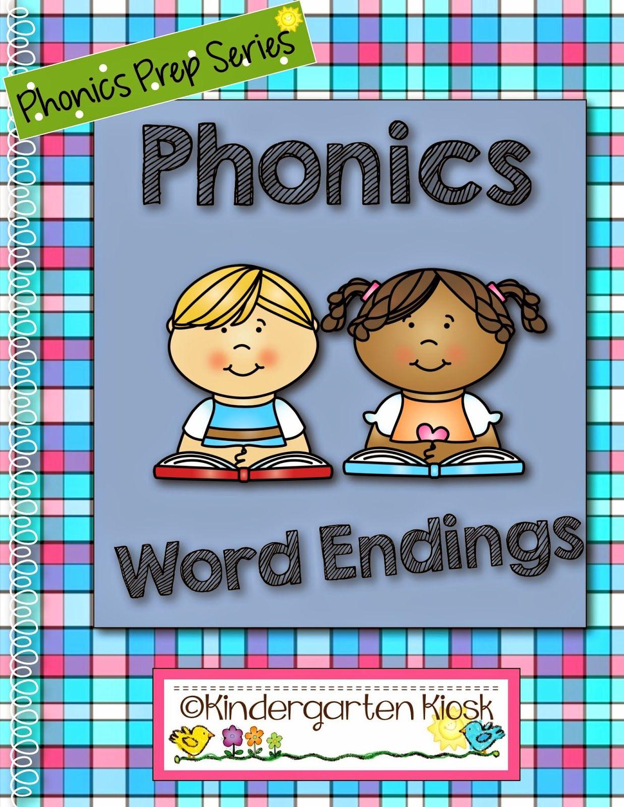 Phonics Prep Word Endings