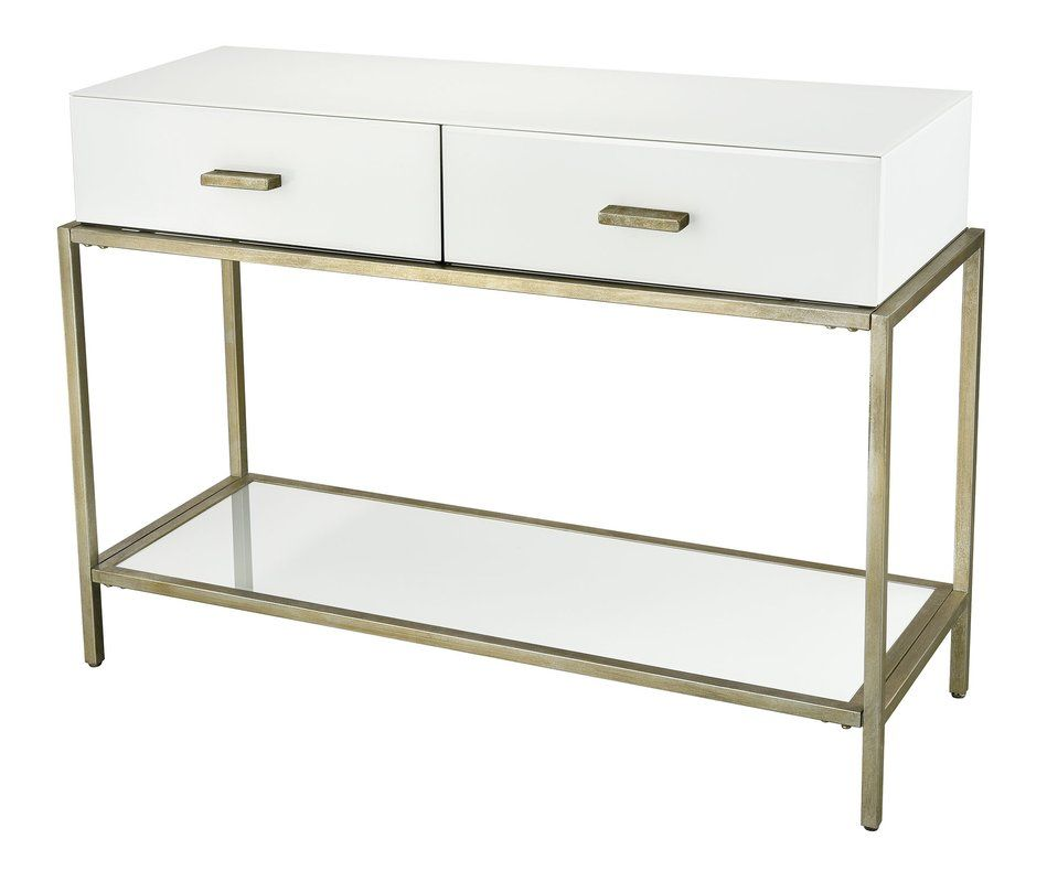 Amazing Devine Console Table Home Items In 2019 White Console Bralicious Painted Fabric Chair Ideas Braliciousco