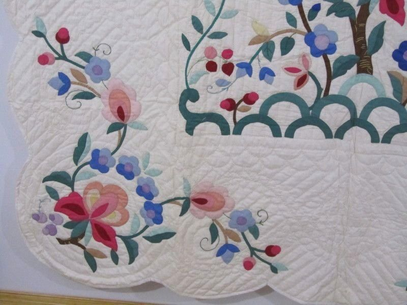 S tree of life applique kit quilt quilting quilts