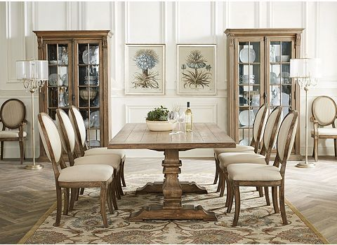 Attractive Alternate Avondale Dining Table Image