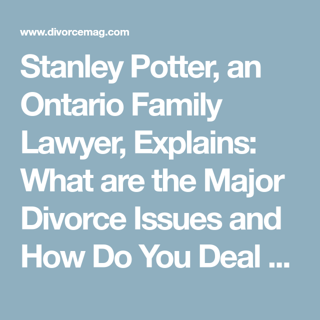 How do i get a divorce in ontario